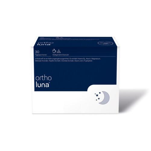 orthomed ortholuna® Heißgetränk Granulat 30er