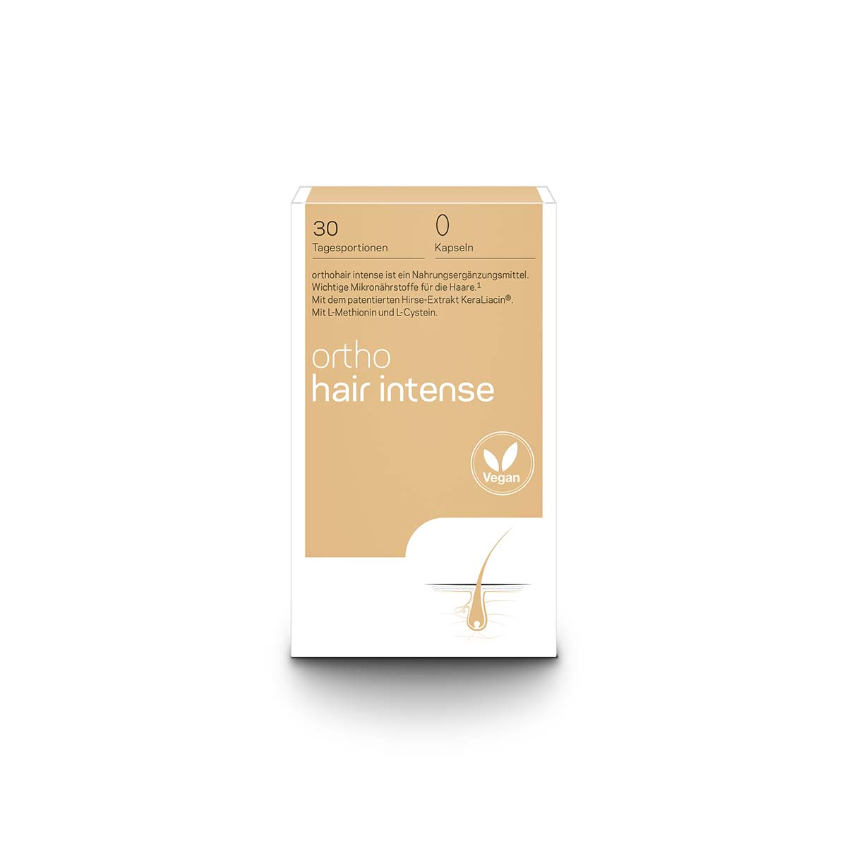 orthomed ortho hair intense 30er