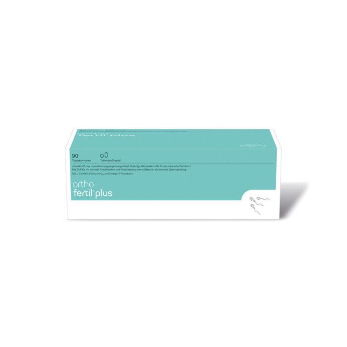 orthomed orthofertil plus Tabletten / Kapseln 90er