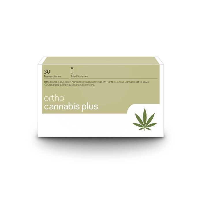 orthomed orthocannabis plus 30er